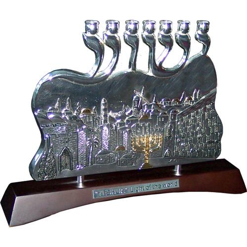 Yeshua Menorah