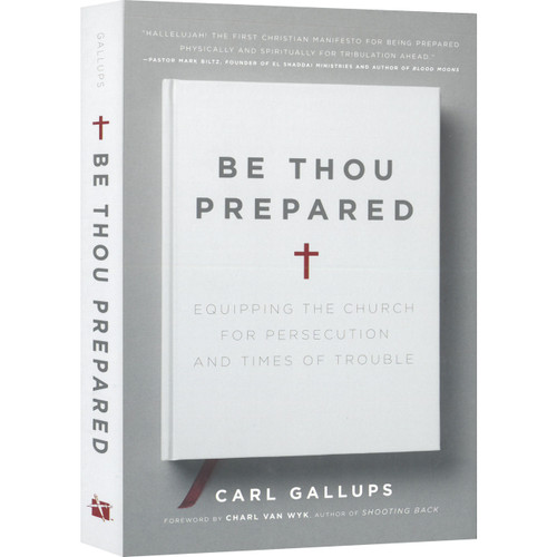 Be Thou Prepared Book