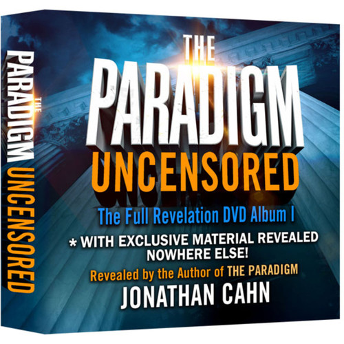 The Paradigm Uncensored - Part 1, 4-DVD set