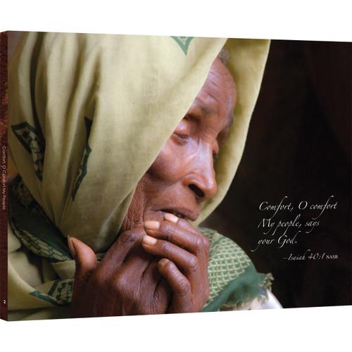 Comfort, O Comfort My People, photo book
