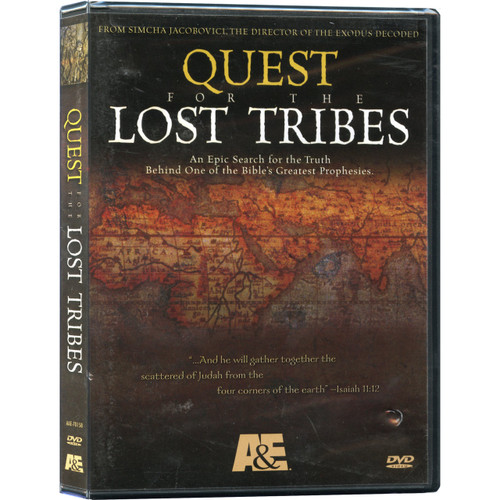Quest For The Lost Tribes DVD
