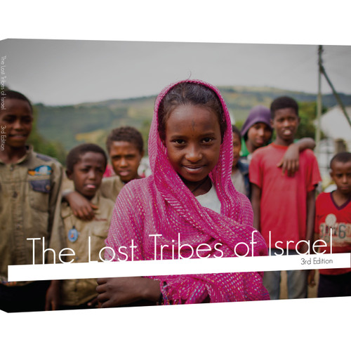 The Lost Tribes of Israel Photobook (9196)
