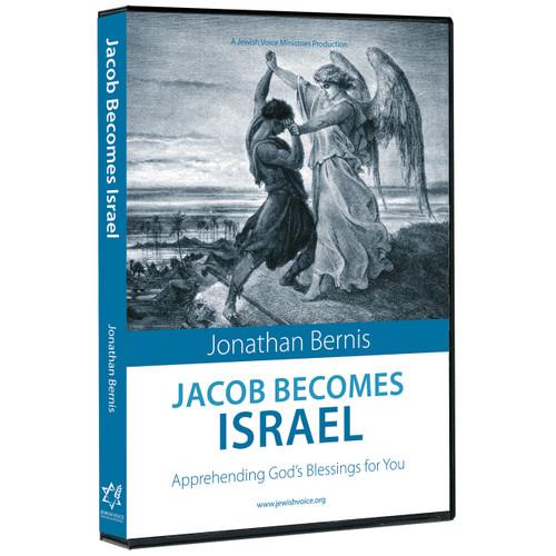 Jacob Becomes Israel DVD
