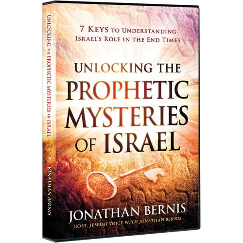 Unlocking the Prophetic Mysteries of Israel (7 DVD set)