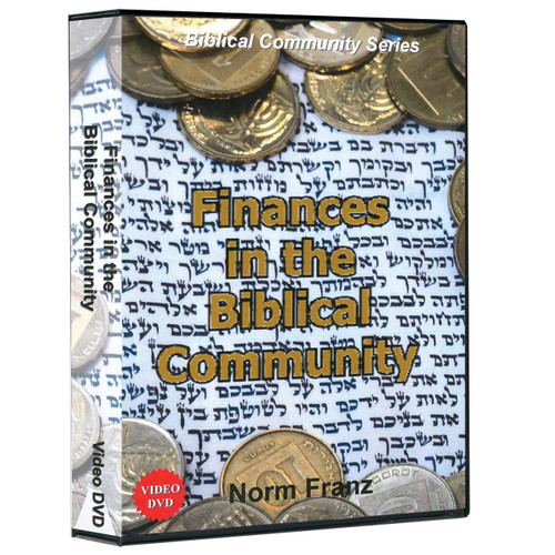 Finances in the Biblical Community, 6-DVD set