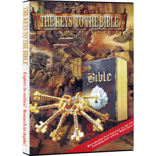 Keys To The Bible CD-ROM