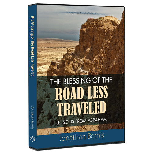 The Blessing of the Road Less Traveled: Lessons from Abraham DVD