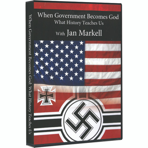 When Government Becomes God DVD