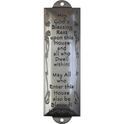 House Blessing Mezuzah