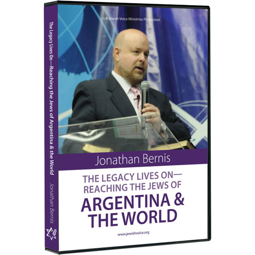 Legacy Lives On: Reaching the Jews of Argentina and the World CD