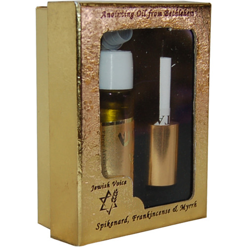 Jewish Voice Anointing Oil