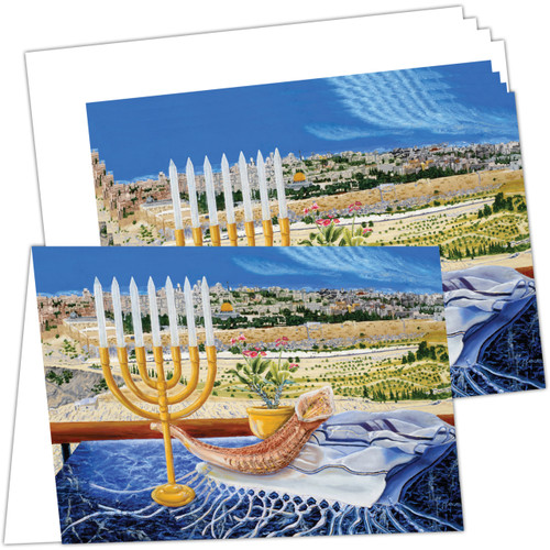 Love for Israel Notecards