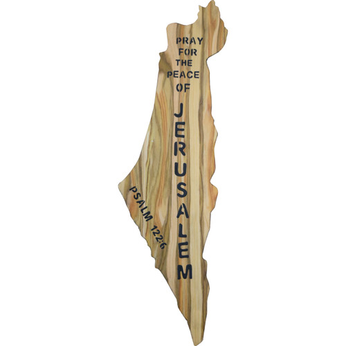 Pray for Israel Wall Piece