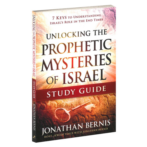 Unlocking the Prophetic Mysteries of Israel Study Guide