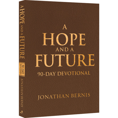 A Hope and a Future 90-Day Deluxe Devotional