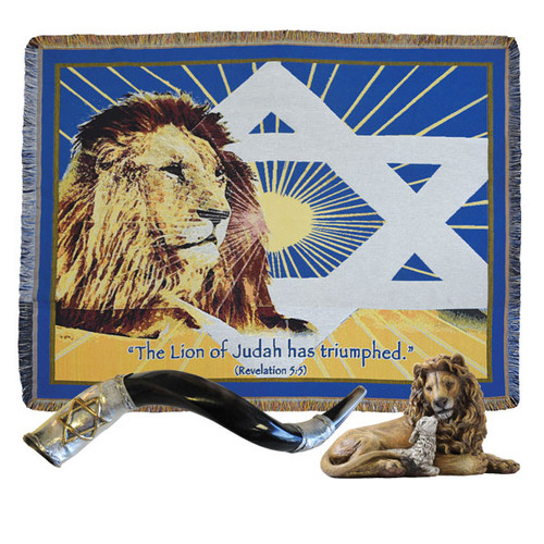 Lion and Lamb Statue Package (1952)