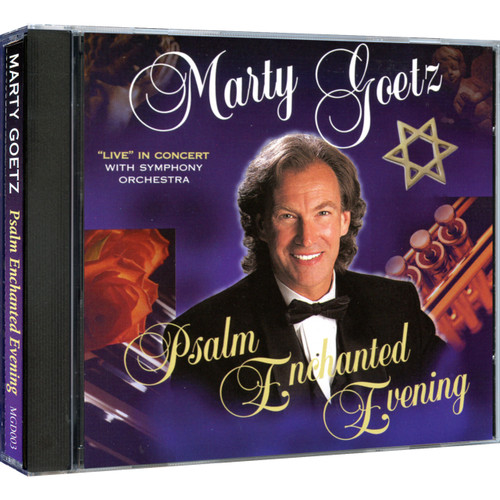 Psalm Enchanted Evening CD