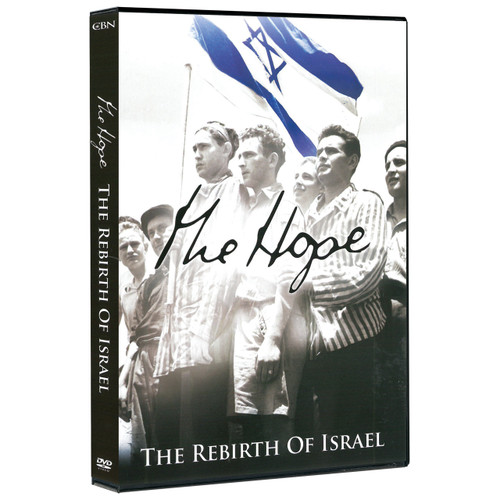 The Hope - The Rebirth of Israel DVD