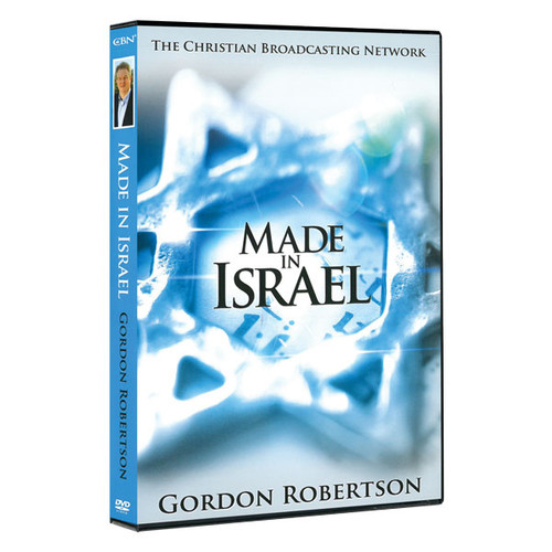 Made in Israel DVD