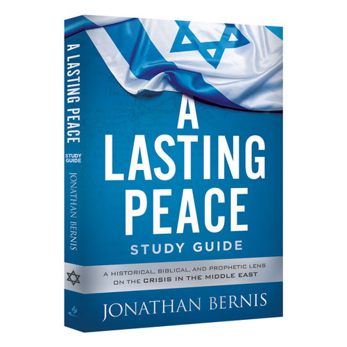 A Lasting Peace, Study Guide by Jonathan Bernis (9321)