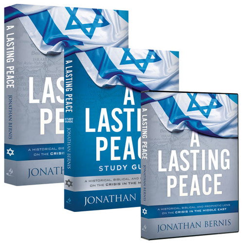 A Lasting Peace Book, Study Guide and DVD Package (2120)