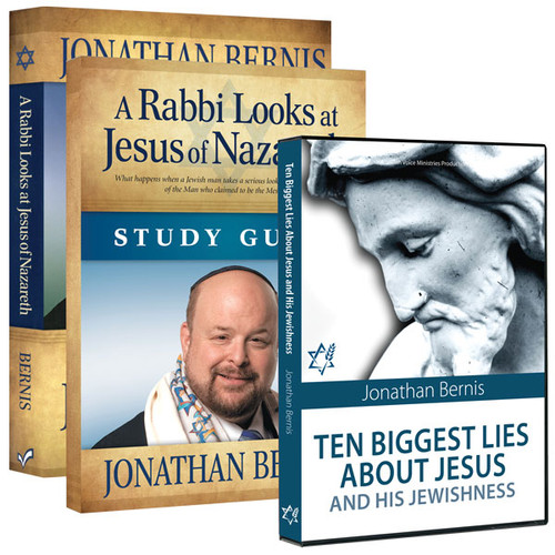 A Rabbi Looks at Jesus of Nazareth Package (2121)