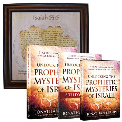 Unlocking the Prophetic Mysteries of Israel Package (2116)