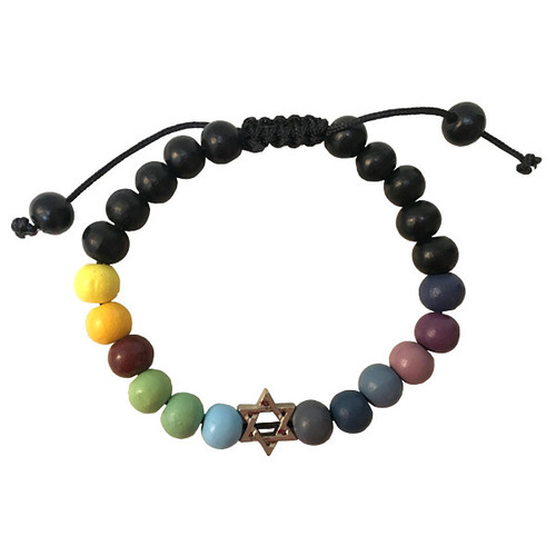 The 12 Tribes of Israel Bracelet (3164)
