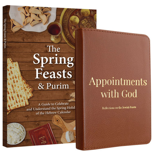 The Spring Feasts and Purim Book Package (2108)