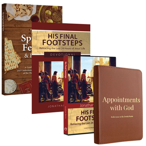 His Final Footsteps Package (2109)