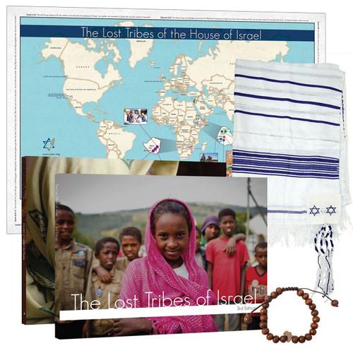 Prayer Shawl/Ethiopian Tallit Package (2155)