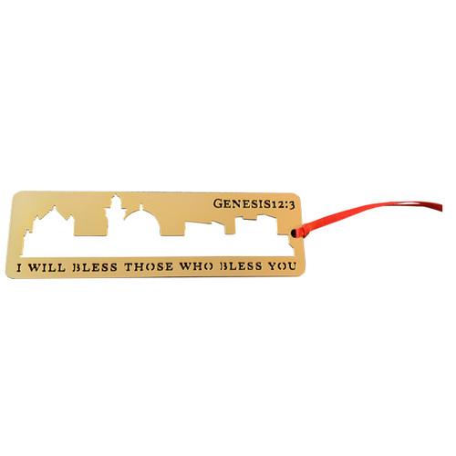 Genesis 12:3 Bookmark