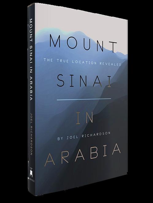 Mount Sinai in Arabia