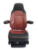 Knoedler Air Chief Tall Back Seat (choose your options)