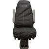 Seats Inc Coveralls Black - Front