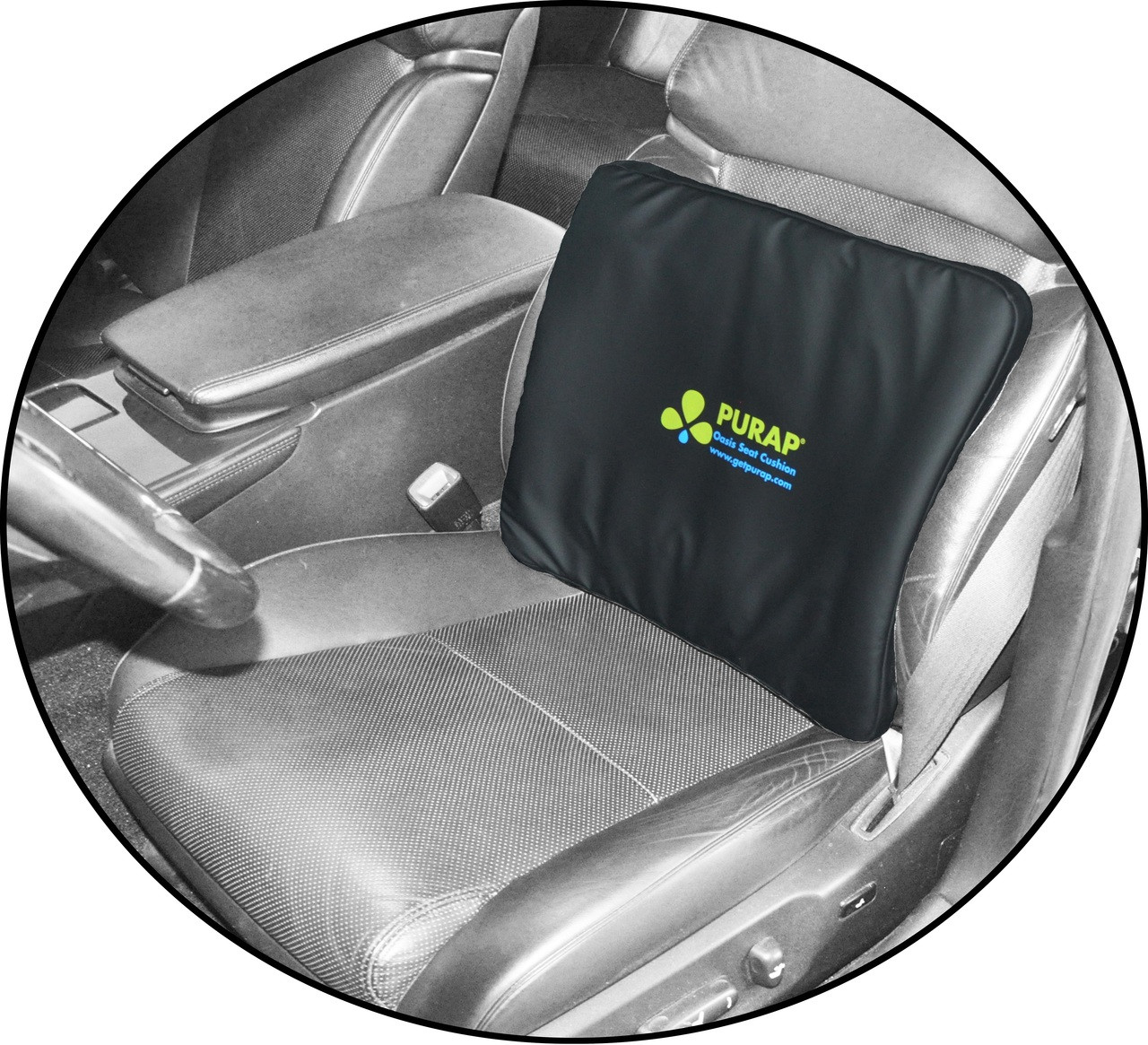 *NEW* Oasis Flotation Truck Seat Cushion