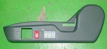Prime Seating 400 series LH cover Air Height + Air Lumbar + Adj S/ABS
