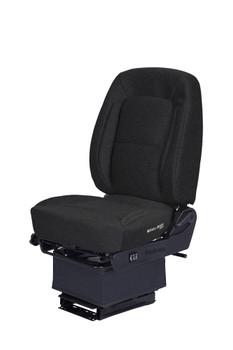 Bostrom Wide Ride Core Black Mordura