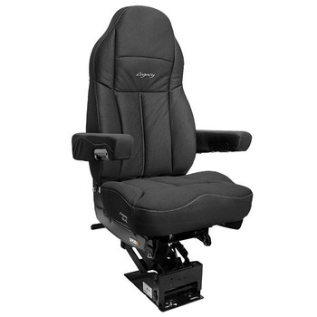 Seats Inc Legacy Silver in Sync Plus Cloth