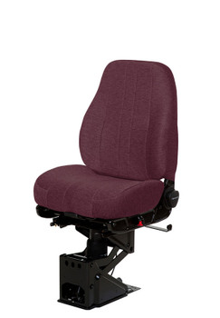 National Seating Mid Back Red Mordura no arms