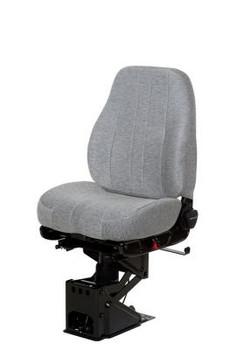 National Seating Mid Back Grey Mordura no arms
