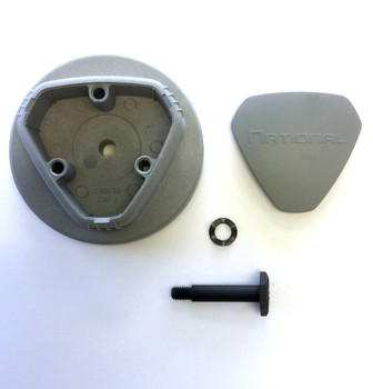 National Seating SK-1025-07 Back Adjust, Grey knob