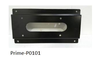 Prime Seating Volvo Adaptor Plate
