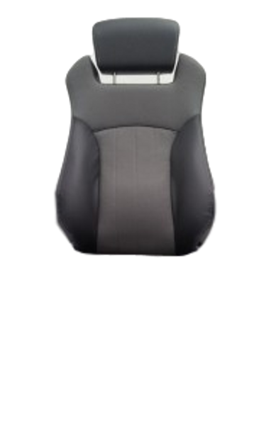 Prime Seating - Genuine Leather Complete High Back Assembly for 600 series