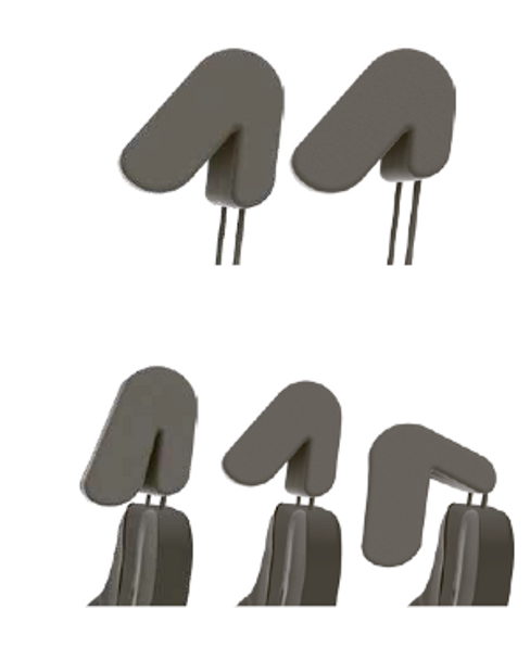 NEW Adjustable headrest upgrade - the top choice for neck and back comfort (view video below)
