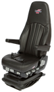Minimizer Long Haul seat in Leather