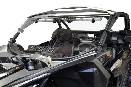 Can Am Maverick X3 Multi-Vent Scratch Resistant Windshield
