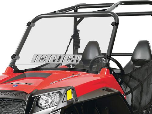 Polaris RZR 570/800/900 Scratch Resistant Full Venting Windshield