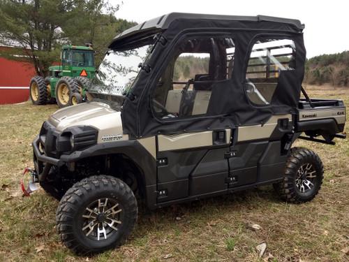 Kawasaki Mule Pro-FXT/DXT Full Cab Enclosure