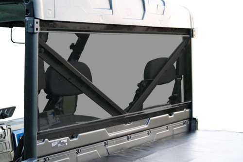 Polaris Ranger XP Tinted Rear Windshield by Spike